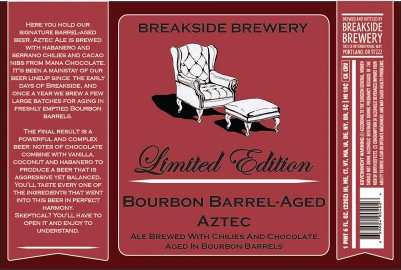 Breakside Bourbon Barrel-Aged Aztec