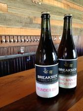 Breakside Funky Wild Beer Bottles