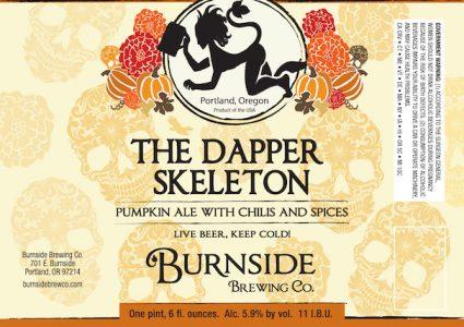 Burnside The Dapper Skeleton