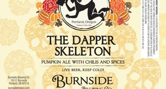 Burnside The Dapper Skeleton
