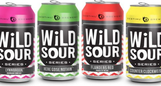 DESTIHL WIld Sour Cans