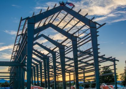 Breckenridge Brewery $35 Million brewery and Farmhouse restaurant Construction