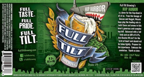 Full Tilt Hop Harbor