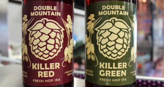 Double Mountain Brewery - Killer Green & Killer Red (Bottle)