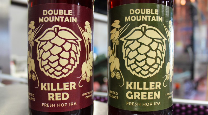 Double Mountain Brewery - Killer Green & Killer Red (Bottle)