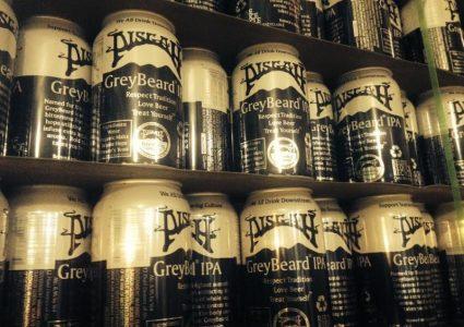 Pisgah Brewing - GreyBeard IPA