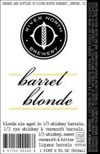 River North Brewery - Barrel Blonde