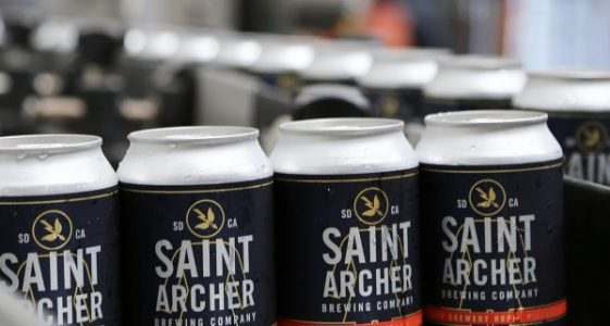 Saint Archer - Girl Skateboards Collaboration (Cans)