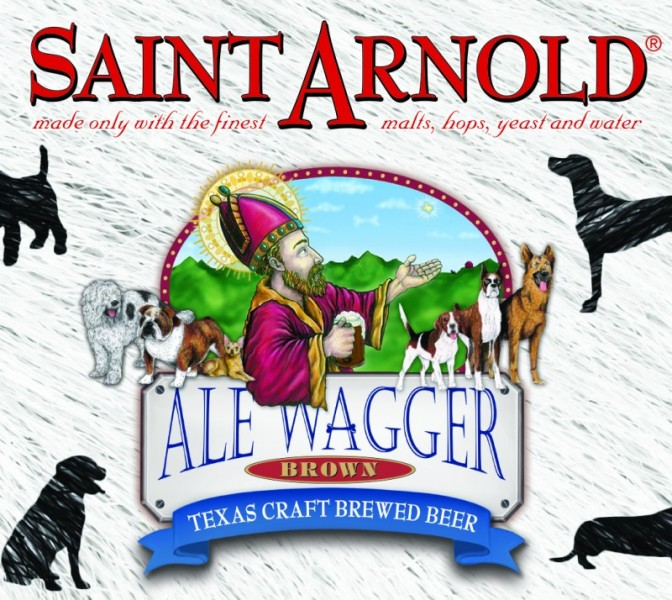 Saint Arnold Ale Wagger Brown