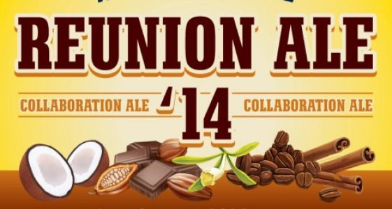 Shmaltz Brewing / Terrapin Beer - Reunion Ale '14
