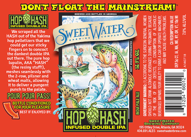 SweetWater Hop Hash