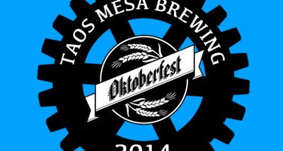 Taos Mesa Brewing Oktoberfest