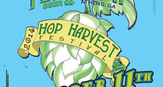 Terrapin Beer Co. - Hop Harvest Fest 2014