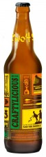 Widmer Brothers / Gigantic Brewing - Craftylicious (Bottle)