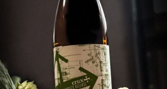 Crux Fermentation Project - Crystal Zwickle (bottle)