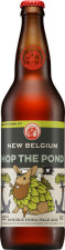 New Belgium Brewing - Hop The Pond