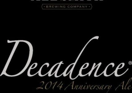 AleSmith Decadence 2014