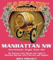 Cascade Brewing Manhattan NW
