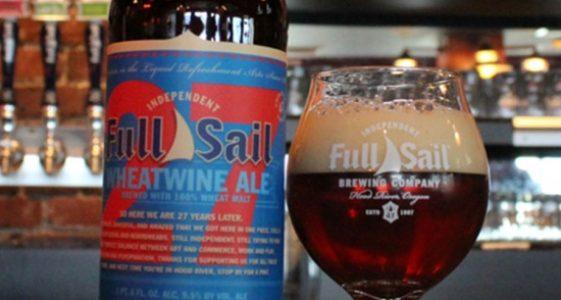 "Full Sail Brewing - ""27"" Wheatwine Ale"