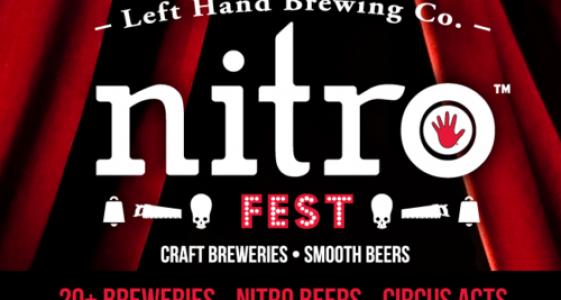 Left Hand Brewing - Nitro Fest