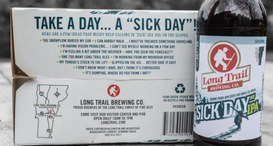 Long Trail Sick Day IPA