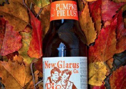 New Glarus Pumpkin Pie Lust