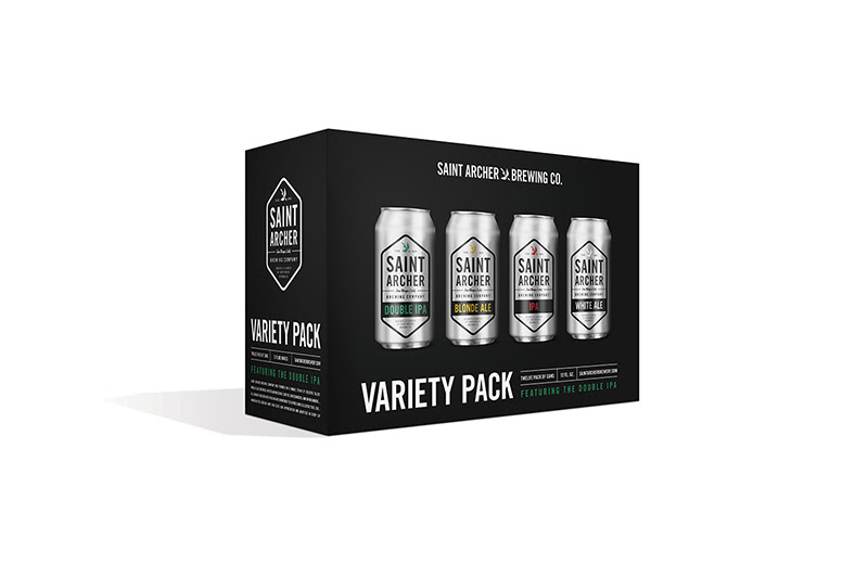 Saint Archer Brewing - Variety 12 Pack