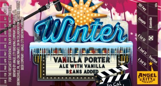 Angel City Brewing - Winter Vanilla Porter