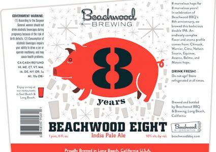 Beachwood EIGHT India Pale Ale