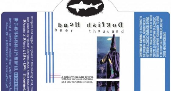 Dogfish Head Beer Thousand