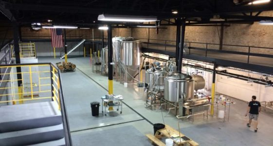 Engine 15 Production Brewery