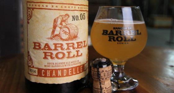 Hangar 24 Barrel Roll Chandelle