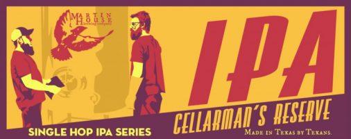 Martin House Brewing Cellarmans Reserve IPA