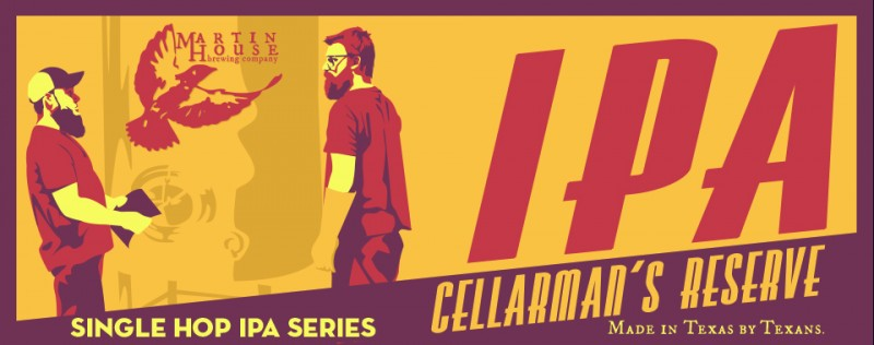 Martin House Brewing Cellarmans Reserve IPA