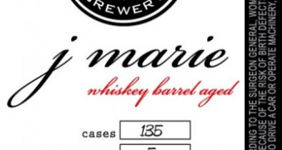 River North Whiskey Barrel J. Marie