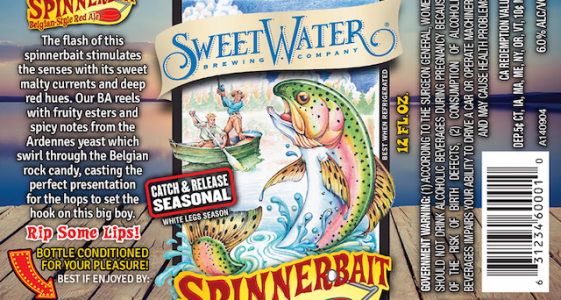 SweetWater Spinnerbait