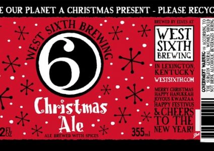 West Sixth Christmas Ale