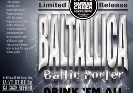 Kannah Creek Baltallica