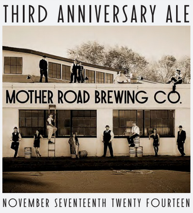 Mother Road Third Anniversary