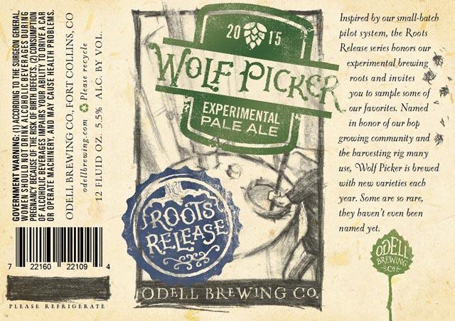 Odell Wolf Picker 2015