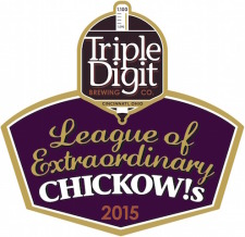 Triple Digit The League of Extraordinary Chikow!s