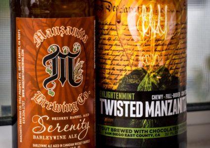 Twisted Manzanita Ales - Square