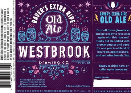 Westbrook Ravers Extra Ripe Old Ale