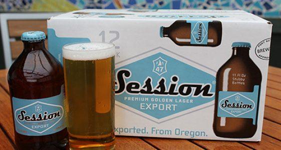 Full Sail Brewing - Session Export Premium Golden Lager