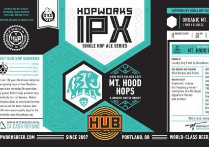Hopworks Mt. Hood IPX