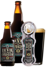 Ninkasi Brewing - Devils Backbone Brewing - The Devil Went Down To Oregon