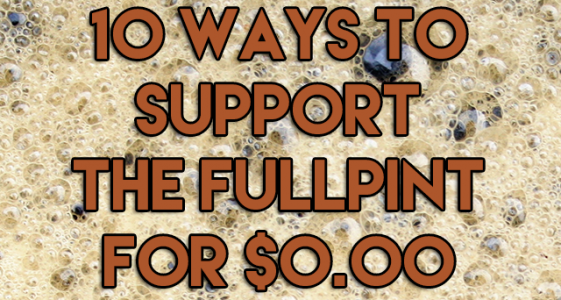 10 WAYS TO SUPPORT TFP 2015