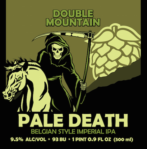 Double Mountain Pale Death