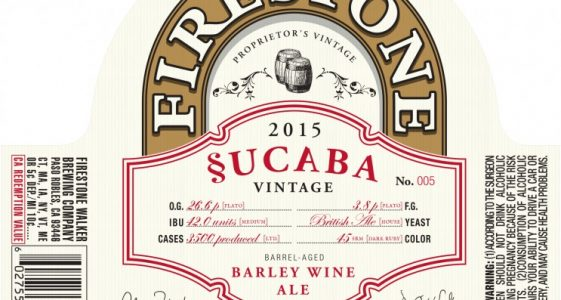 Firestone Walker - Sucuba_2015 (22oz Label)