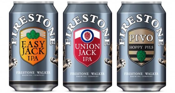 Firestone Walker Brewing - Cans